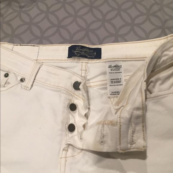 Levi's Denim - White jeans